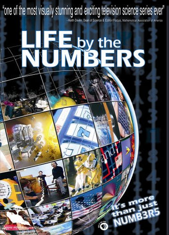 Life by the Numbers 7 DVD set