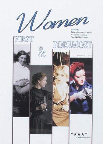 Women First & Foremost: Box Set