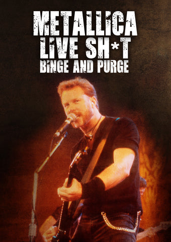 Metallica Live Shit, Binge and Purge