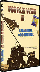 WWII: Breadlines To Boomtimes Boxed Set