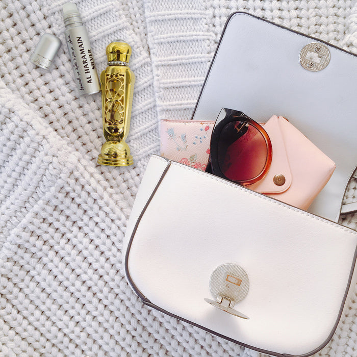 Tips to Pack Your Luxury Perfume Safely for a Vacation