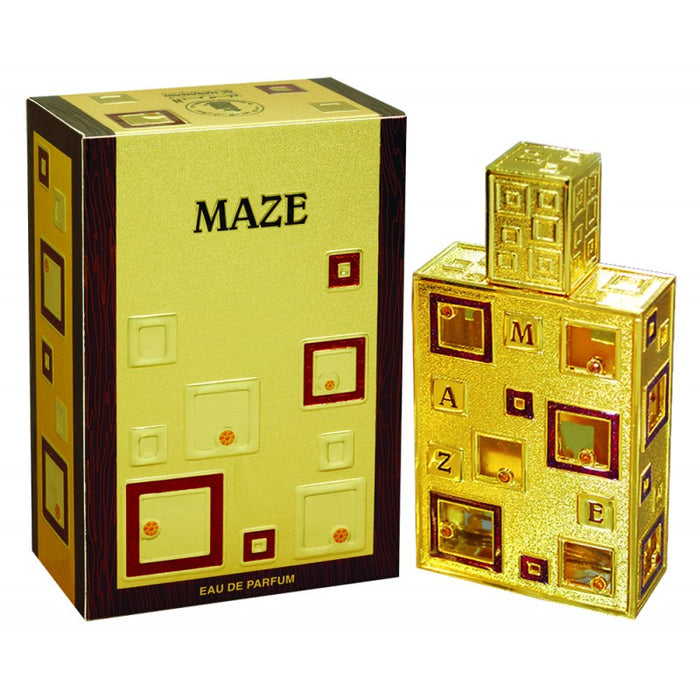 MAZE SPRAY (40ML) - Al Haramain Perfumes