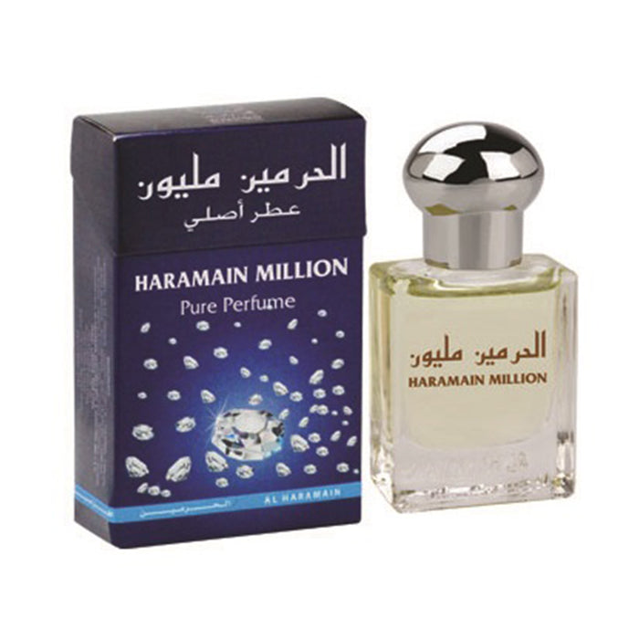 MILLION (15ML) - Al Haramain Perfumes