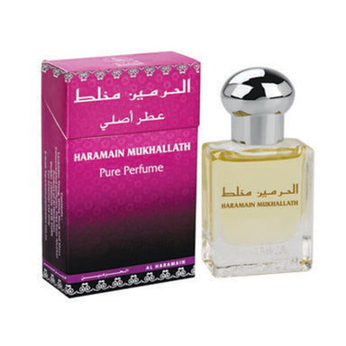 MUKHALLATH (15ML) - Al Haramain Perfumes