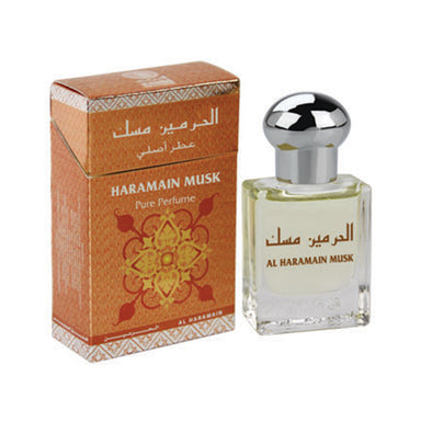 MUSK (15ML) - Al Haramain Perfumes