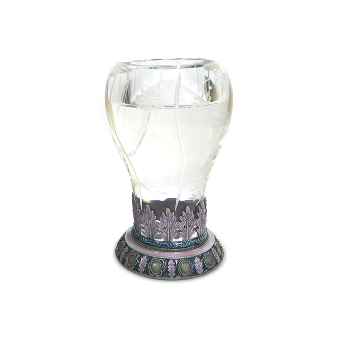 Luxury Crystal Cut Bakhoor Burner - Al Haramain Perfumes