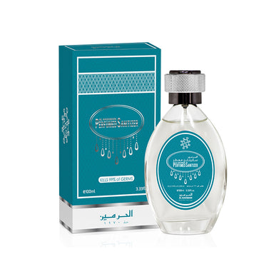PERFUMED HAND SANITIZER 100ML - Al Haramain Perfumes