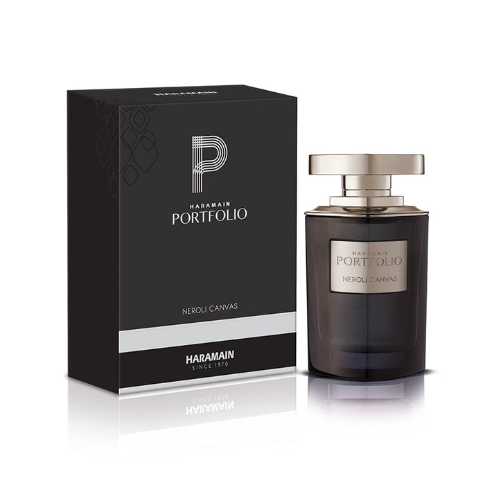 PORTFOLIO NEROLI CANVAS 75ML SP - Al Haramain Perfumes