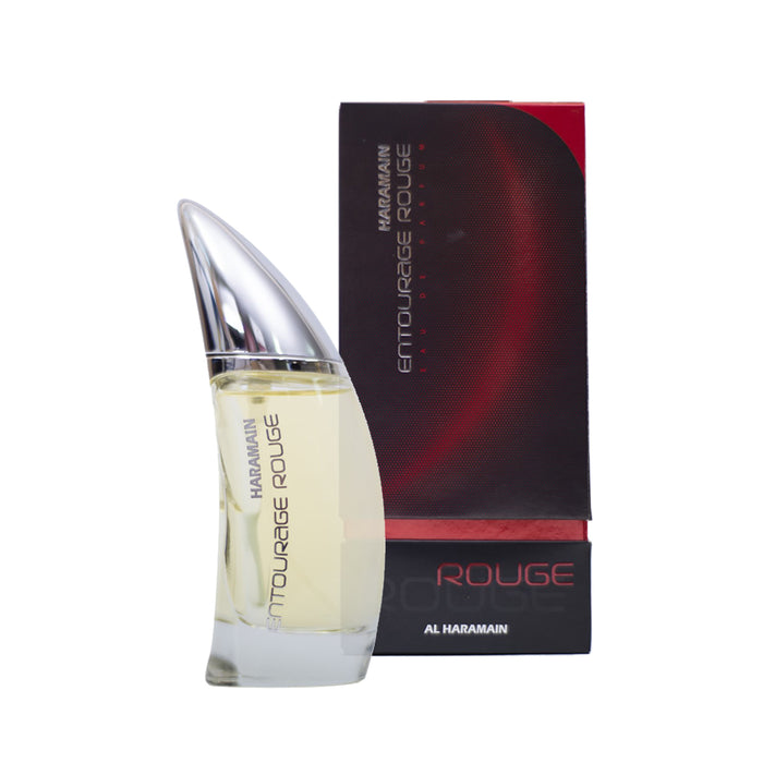 ENTOURAGE ROUGE SPRAY (100ML) - Al Haramain Perfumes