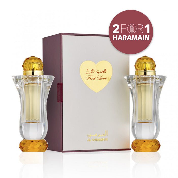 FIRST LOVE 16ML - 2FOR1 Offer - Al Haramain Perfumes