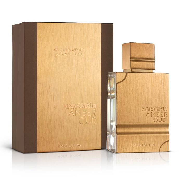 AMBER OUD GOLD EDITION 60ML SPRAY - Al Haramain Perfumes