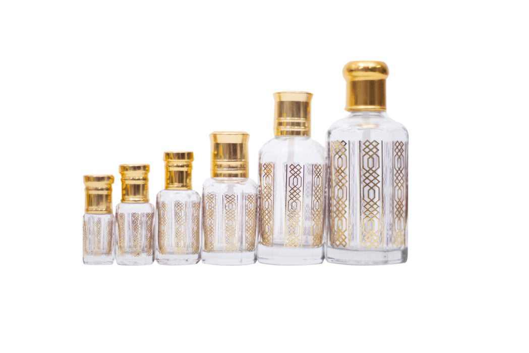 Design Empty Bottle Dozen - Al Haramain Perfumes