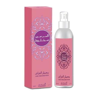 MUKHALLATH AIR FRESHNER 250ML - Al Haramain Perfumes
