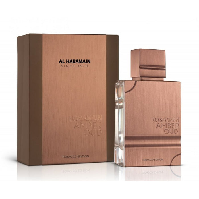AMBER OUD (TOBACCO EDITION) EDP SPRAY 60ML - Al Haramain Perfumes