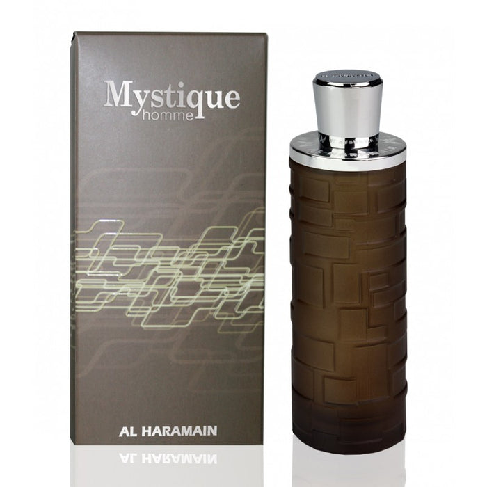 MYSTIQUE HOMME SPRAY (100ML) - Al Haramain Perfumes
