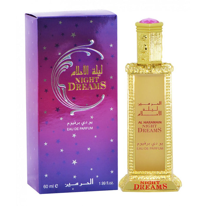 NIGHT DREAMS SPRAY 60ML - Al Haramain Perfumes