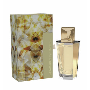 OUD CAMBODI SPRAY 100ML - Al Haramain Perfumes