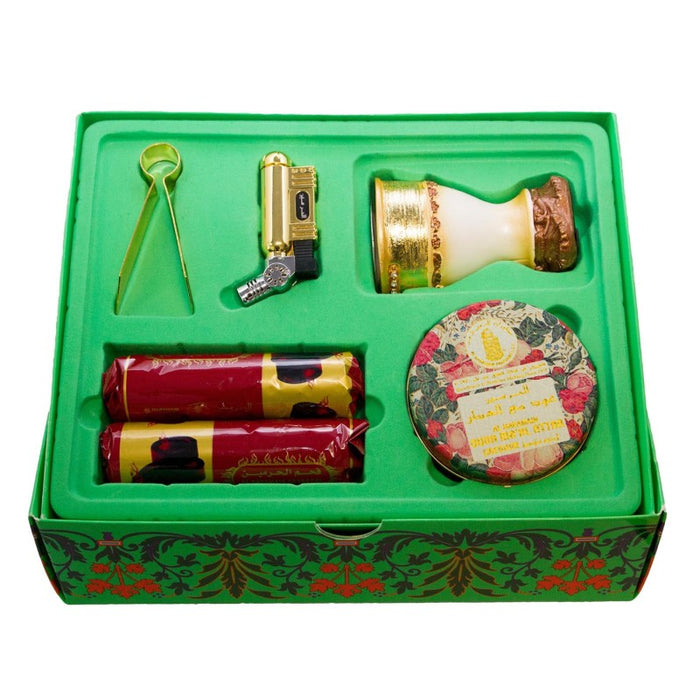 OUDH MA'AL ATTAR TRAVELLER SET - Al Haramain Perfumes