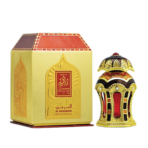 RAFIA GOLD 20ML - Al Haramain Perfumes