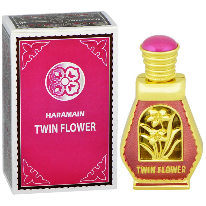 TWIN FLOWER 15ML - Al Haramain Perfumes