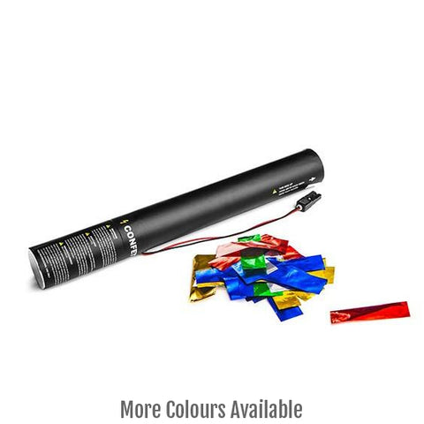 Multi Metallic Confetti Cannon