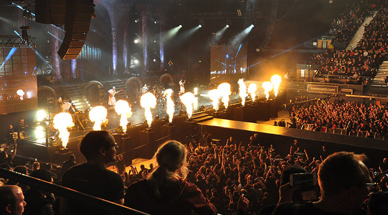 MagicFX Stage Flame Hire