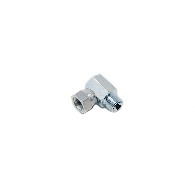 CO2 Hose M-M Straight Coupler 3/8 BSP