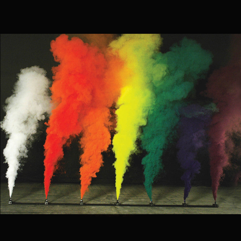 Coloured Smokes
