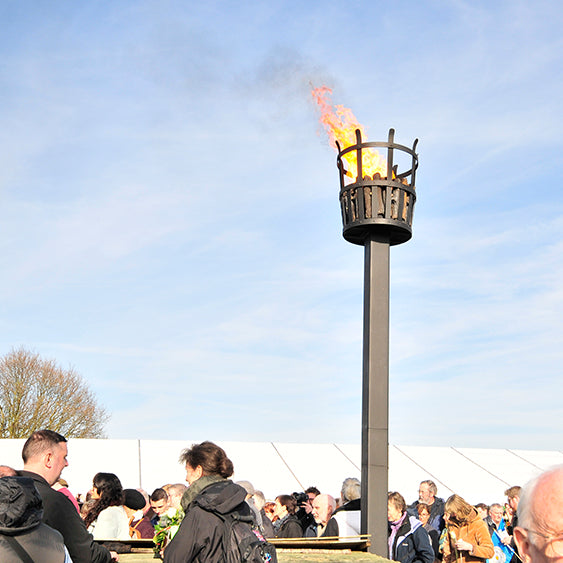 Medieval Flame Beacon Hire