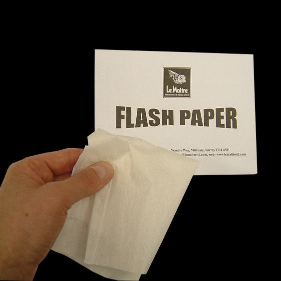 FLASH PAPER (per pack)