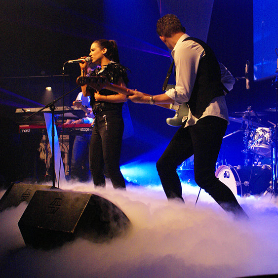 Le Maitre Freezefog Low Smoke Machine Hire