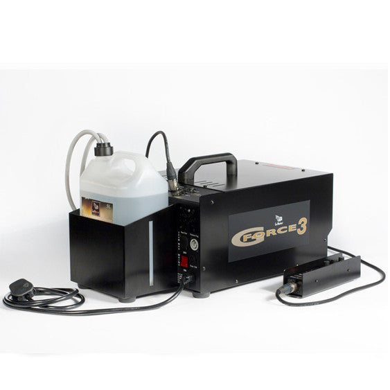 GForce 2 Smoke Machine & Accessories