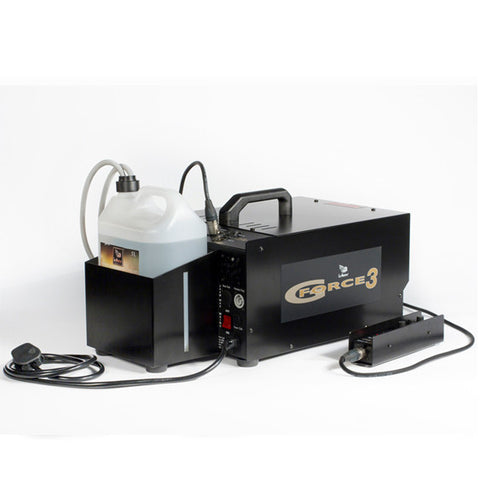 GForce 3 Smoke Machine & Accessories