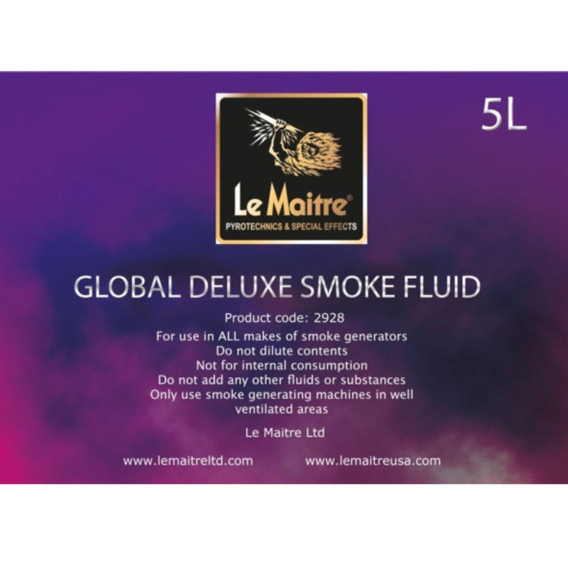 Le Maitre Global Deluxe Smoke Fluid