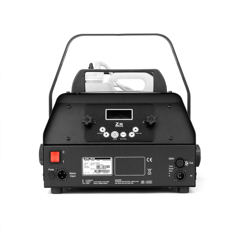 JEM ZR35 Digital Smoke Machine Hire