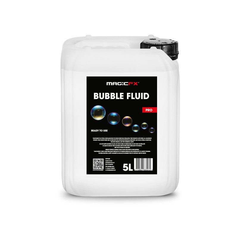 Premium Bubble Fluid 5lt & 25lt