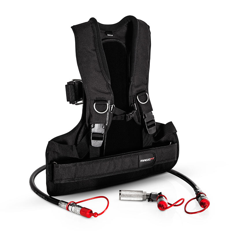 CO2 Backpack Kit Hire