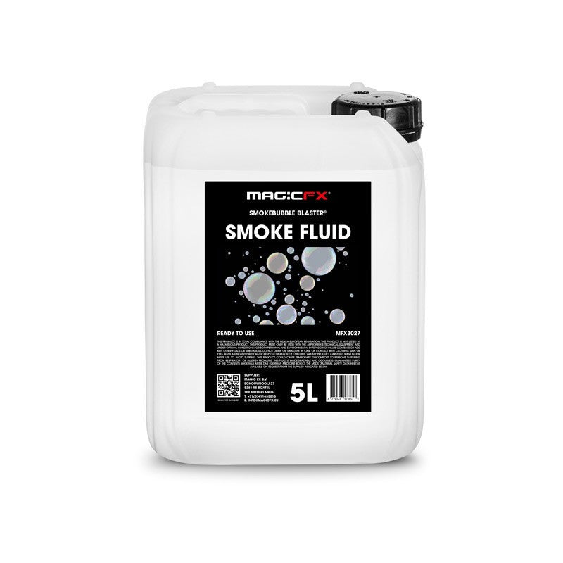 MagicFX Smoke bubble blaster - Smoke Fluid 5L