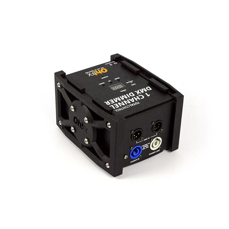 1 Channel DMX Dimmer Hire