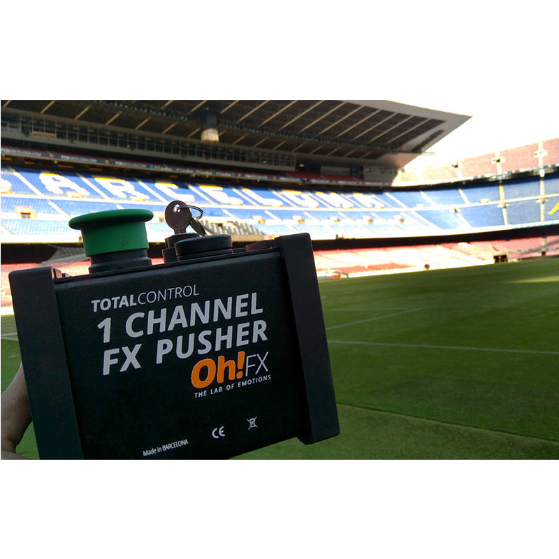 1 Channel FX Pusher