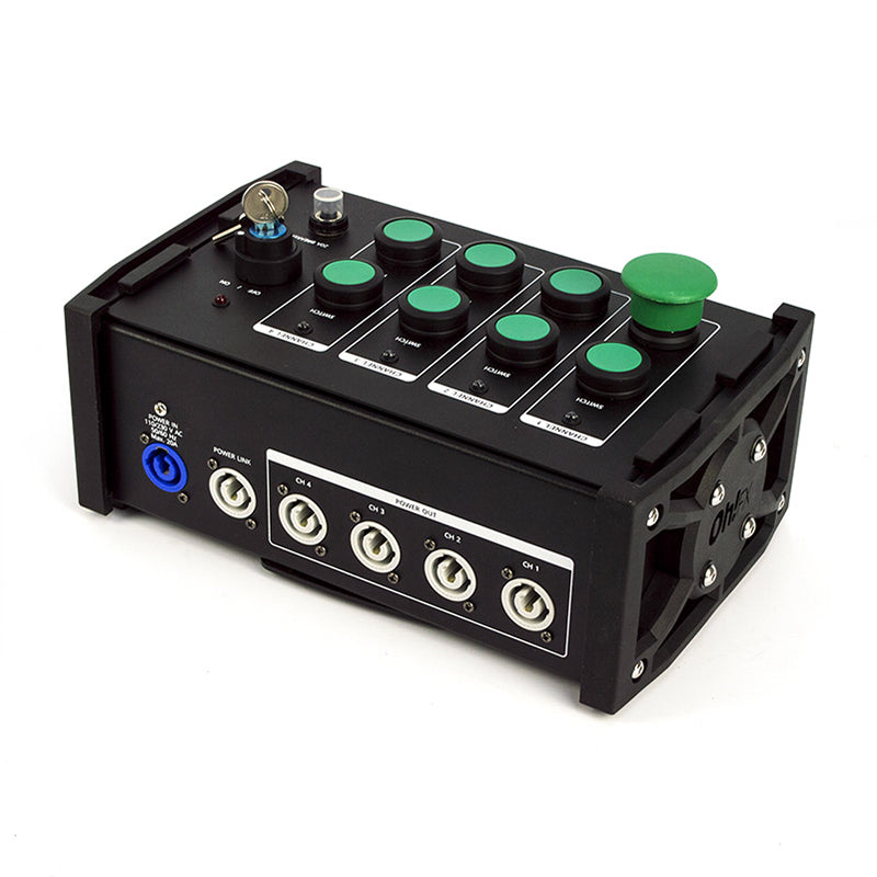 OhFX 4 Channel FX Controller