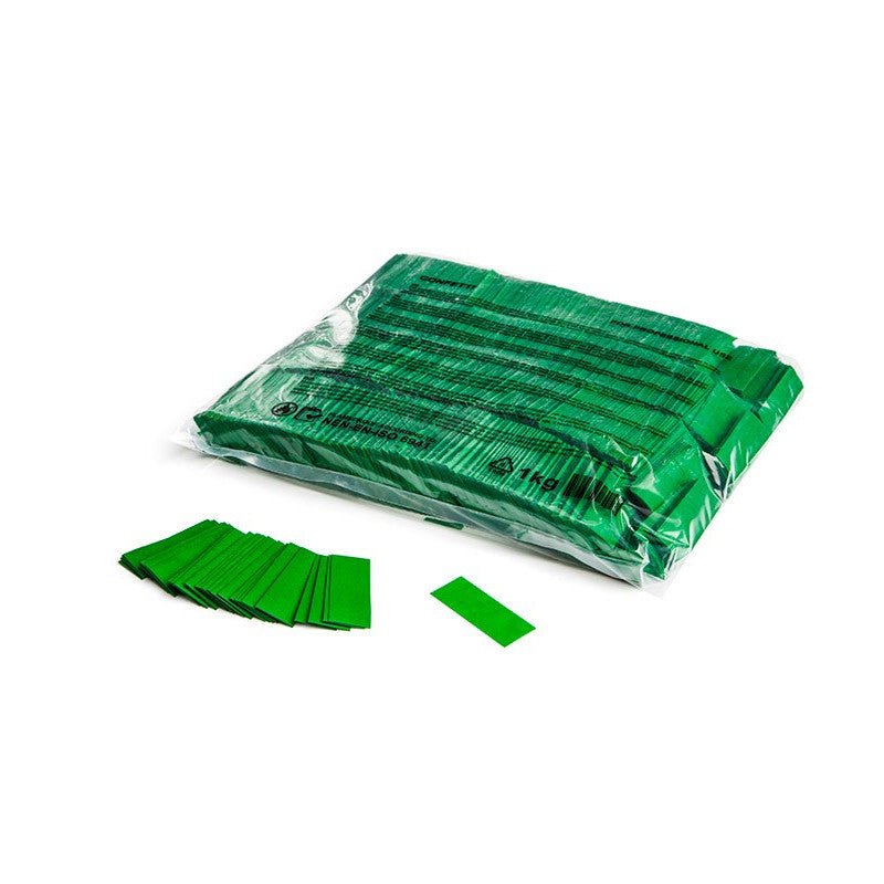 Dark Green Paper Confetti