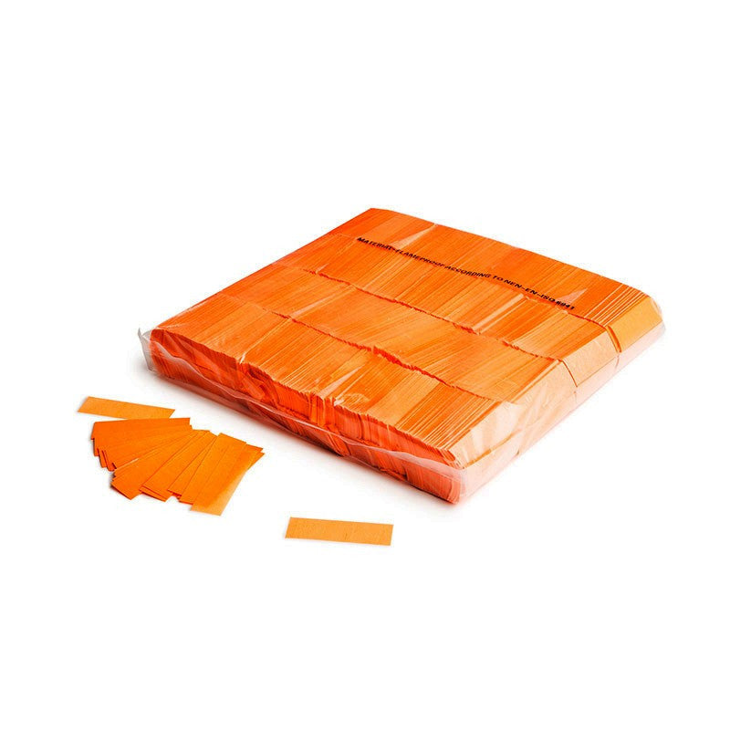 UV Paper Confetti Orange