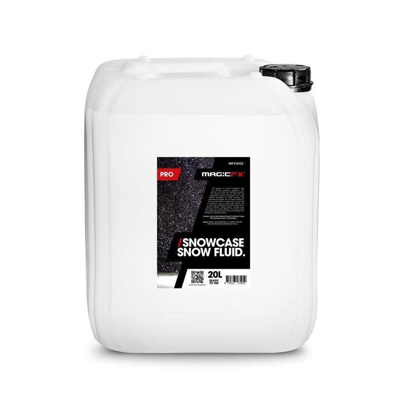 MagicFX Snowcase Snow Fluid 20lt