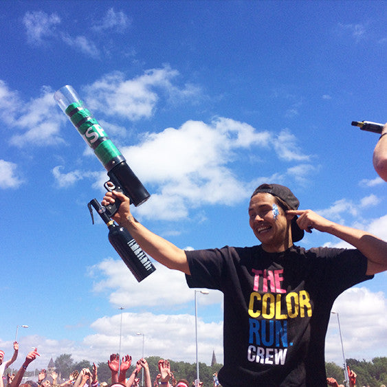 T-Shirt Gun Cannon Hire