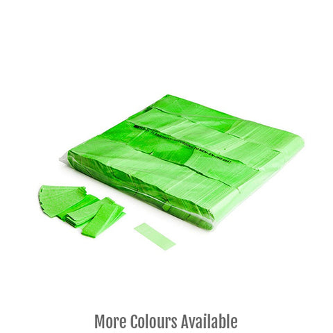 UV Paper Confetti Green