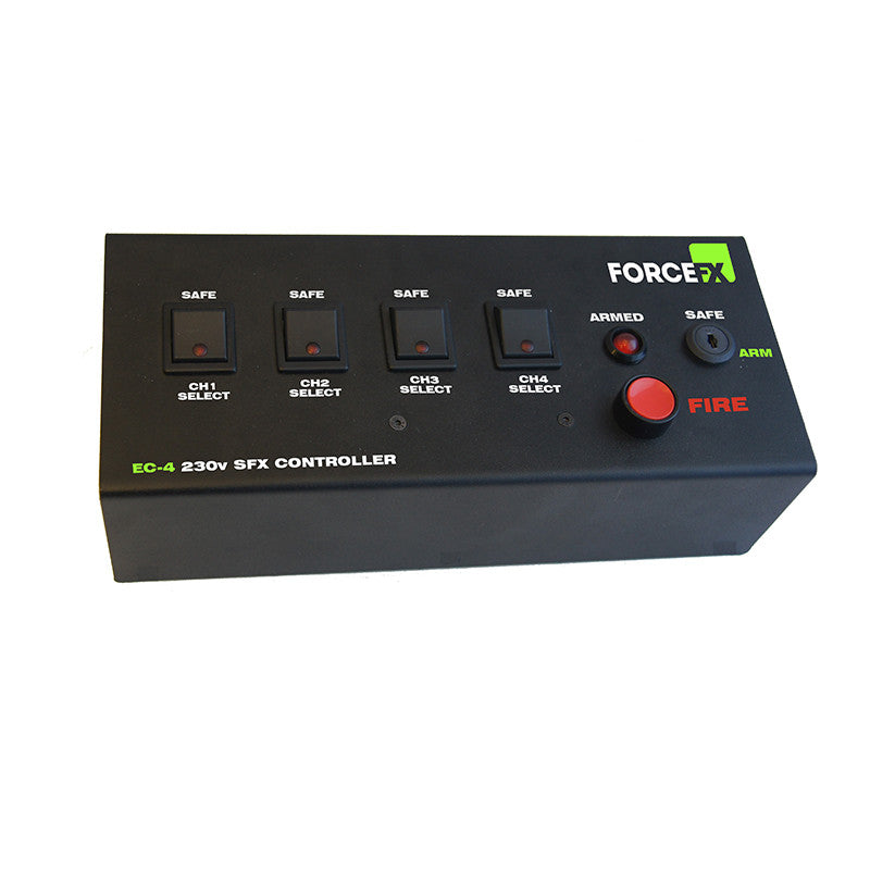 ForceFX EC-4 Controller Hire