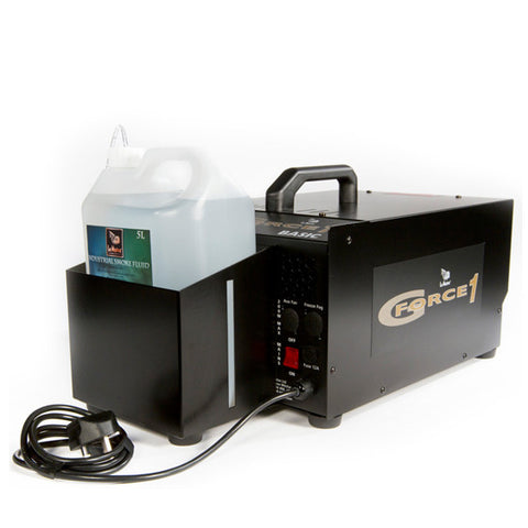 GForce 1 Smoke Machine & Accessories