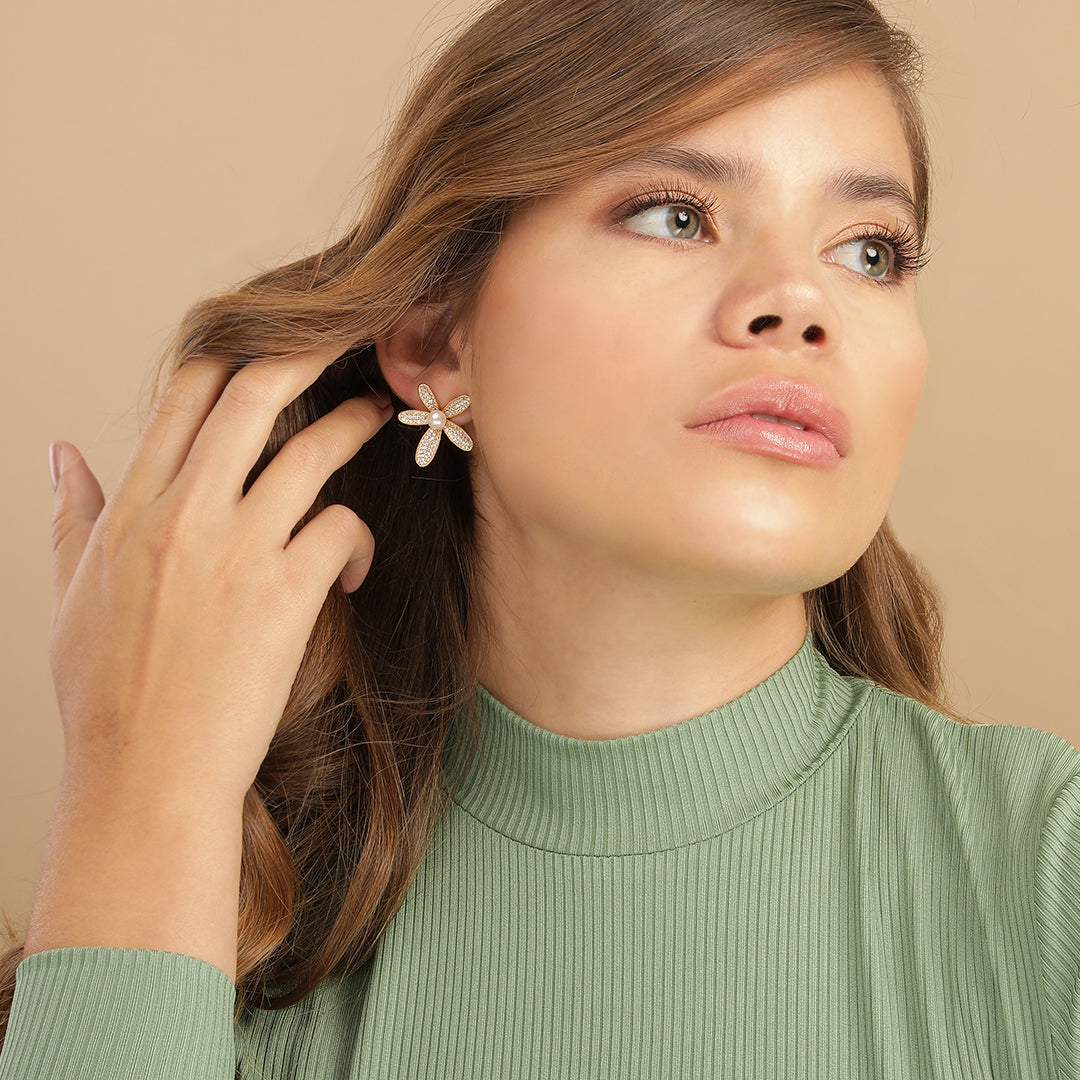Cute Earrings For Women. Shop our collection of high quality women's earrings. We have a wide variety of pearl earrings, drop earrings, and gold earrings to fit every style.