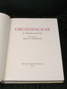 Orchidaceae- First Edition, Signed & Numbered Rare Book